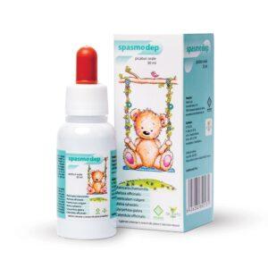 Spasmodep Picaturi Orale, 30ml, Dr Phyto