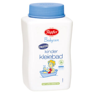 Sare de baie Bio pentru copii, 250 g, Topfer