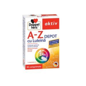 A-Z Depot cu Luteină, 30 comprimate, Doppelherz