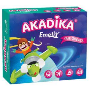 Akadika Emetix Acadele, 7 bucati, Fiterman