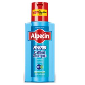 Alpecin Hybrid Sampon cu cafeina scalp sensibil, 250 ml, Dr. Kurt Wolf