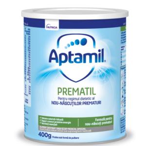 Formula de lapte pentru Nou- Nascuti Prematuri, +0 luni, 400 g, Aptamil
