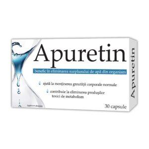 Apuretin, 30 capsule, Zdrovit