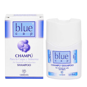 Blue Cap Sampon ,75ml,Catalysis