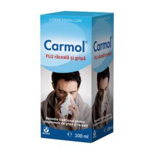 Carmol Flu Raceala si Gripa, 100 ml, Biofarm