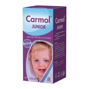 Carmol Junior, 100 ml, Biofarm
