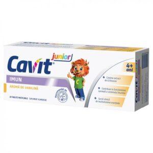 Cavit Junior Imun, 20 tablete masticabile, Biofarm