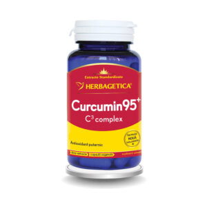 Curcumin95 C3 Complex, 60 capsule, Herbagetica