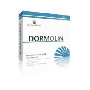 Dormolin, 30 capsule, Sun Wave Pharma