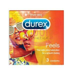 Durex Feels, 3 bucati