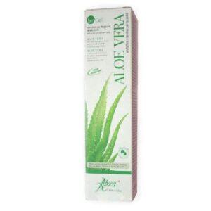 Aloe Gel Bio calmant pentru corp, 100ml, Aboca