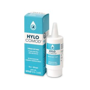 Hylo Comod Picaturi lubrifiante pentru ochi, 10 ml, Ursapharm