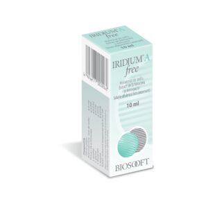 Iridium A Free Solutie Oftalmica,10ml, Biosooft
