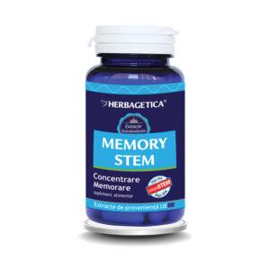 Memory Stem, 30 capsule, Herbagetica