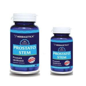 Prostato Stem, 60 capsule +10capsule, Herbagetica