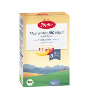 Cereale Primul Meu Musli , +8 luni, 175g, Topfer