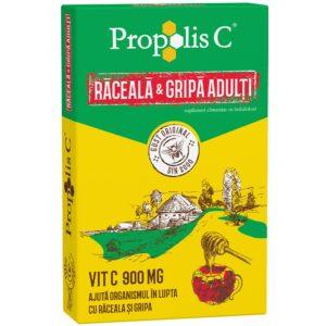Propolis C + Echinacea, 20 comprimate, Fiterman