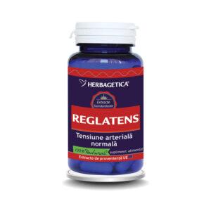 Reglatens, 60 capsule, Herbagetica