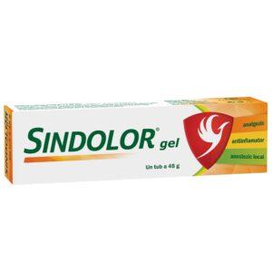 Sindolor gel, 45g, Fiterman