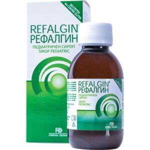 Refalgin Sirop pediatric, 150 ml, Farma-Derma