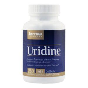 Uridine 250mg Jarrow Formulas, 60 capsule, Secom