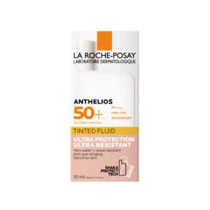 Anthelios Fluid Colorat SPF 50, 50ml, La Roche Posay