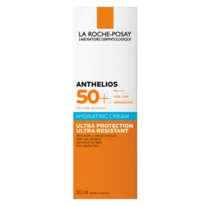 Anthelios Crema Hidratanta pentru zona ochilor SPF50, 50ml, La Roche Posay
