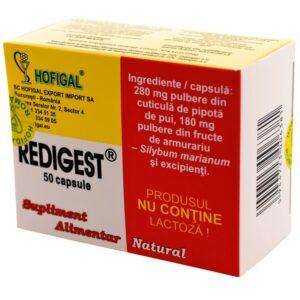 Redigest, 50 capsule, Hofigal