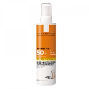 Anthelios Spray Invizibil Fara Parfum SPF50, 200ml, La Roche Posay