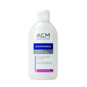 Acm Novophane K sampon antimatreata,125ml, Lab Lysaskin