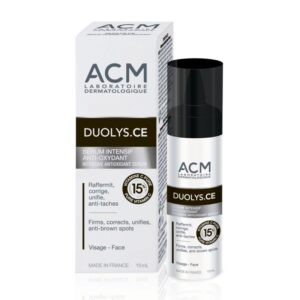 Acm Duolys CE, ser intensiv antioxidant, 15ml, Lab Lysaskin