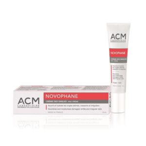 Acm Novophane crema unghii,15ml, Lab Lysaskin