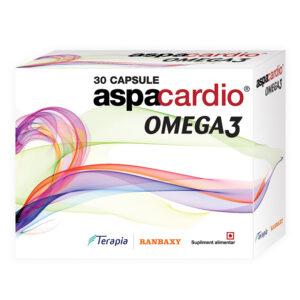 Aspacardio Omega 3, 30 capsule, Terapia