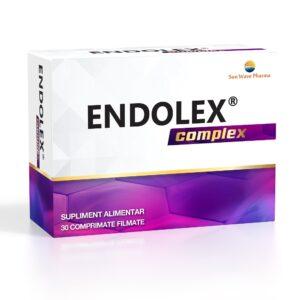 Endolex complex, 30 Capsule, Sun Wave