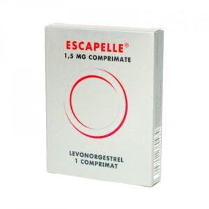 Escapelle 1.5mg,1 Comprimat, Gedeon Richter
