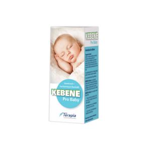 Kebene Pro Baby solutie 100mg/5ml, 20ml, Terapia