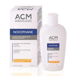 Acm Novophane sampon energizant, 200ml, Lab Lysaskin