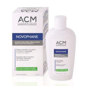 Acm Novophane sampon seboregulator, 200ml, Lab Lysaskin