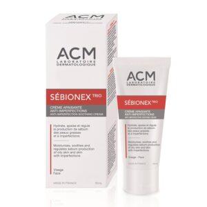 Acm Sebionex Trio crema, 40 ml, Lab Lysaskin