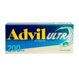 Advil 200mg, 10 drajeuri, GSK