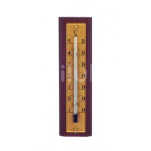 Termometru de camera din lemn, Minut