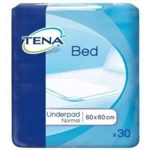 Aleze/Protectie pentru pat bed normal 60/60, 30 bucati, Tena