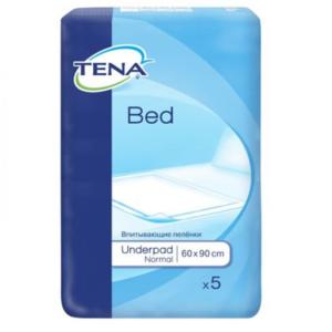 Aleze/Protectie pentru pat bed normal 60/90, 5 bucati, Tena