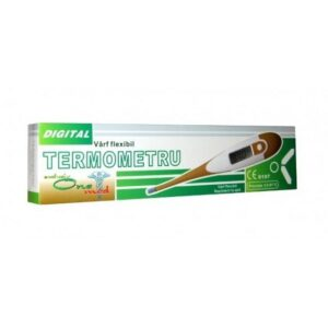 Termometru Digital cu varf flexibil, Onedia